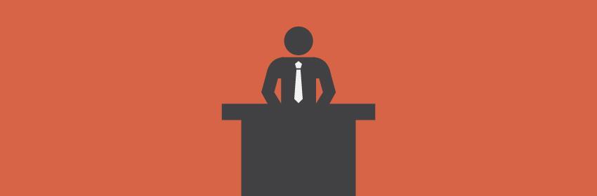 como falar em publico